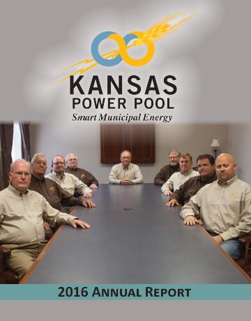 2016 Annual Report Cover