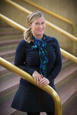 Brooke Carroll, Director of Administrative Services