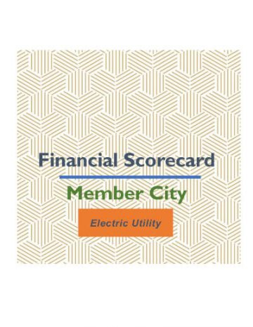 Annual Financial Scorecard Cover